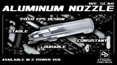 DP Aluminum Nozzle for WE Scar